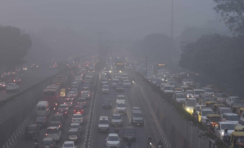 SMOG - Delhi